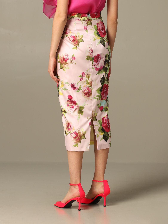 半身裙 女士 Blumarine 粉色 3
