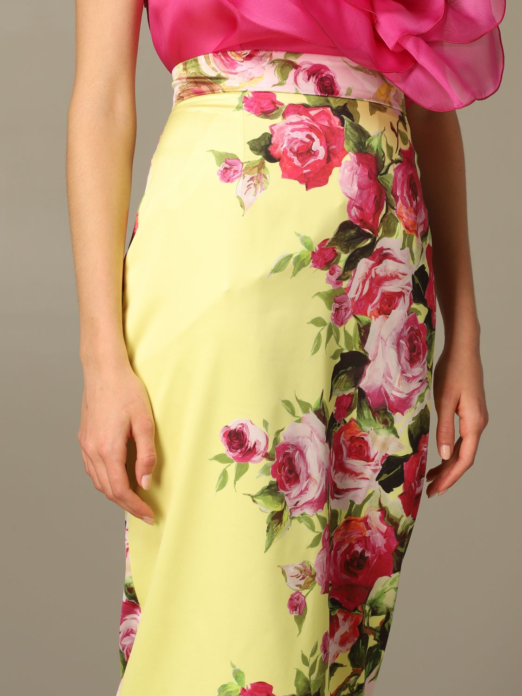 半身裙 女士 Blumarine 粉色 4