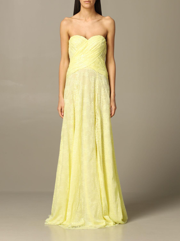 Dress Blumarine: Dress women Blumarine lime 1