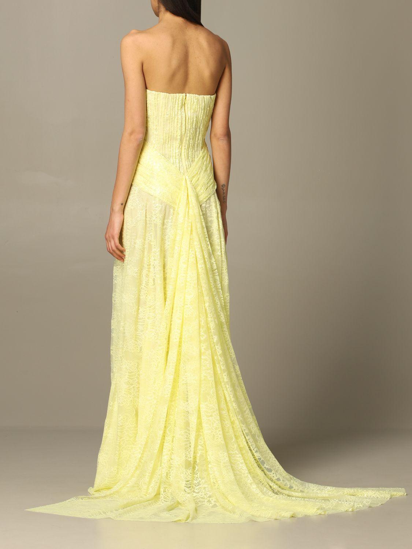 Dress Blumarine: Dress women Blumarine lime 2