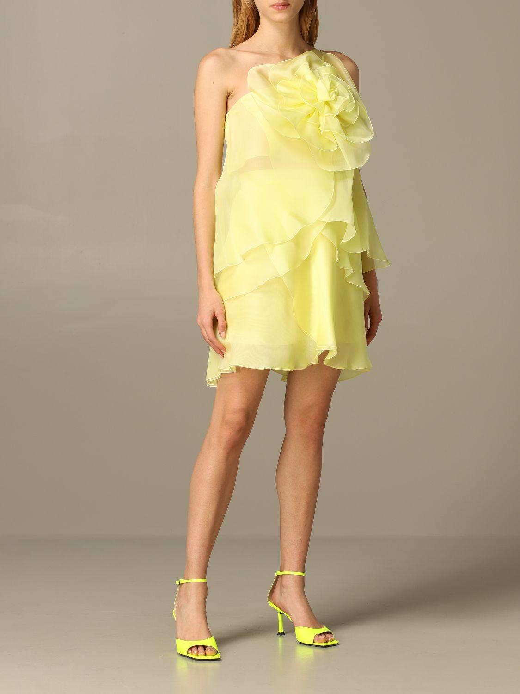 半身裙 女士 Blumarine 黄色 2