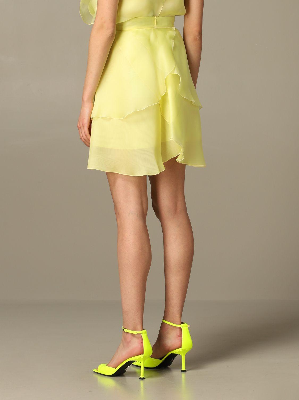 半身裙 女士 Blumarine 黄色 3