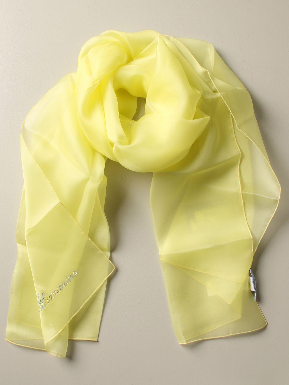 Neckerchief Blumarine: Neckerchief women Blumarine yellow 2