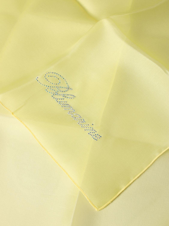 Neckerchief Blumarine: Neckerchief women Blumarine yellow 3