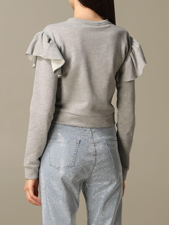 Sweatshirt Be Blumarine: Sweatshirt women Be Blumarine grey 2