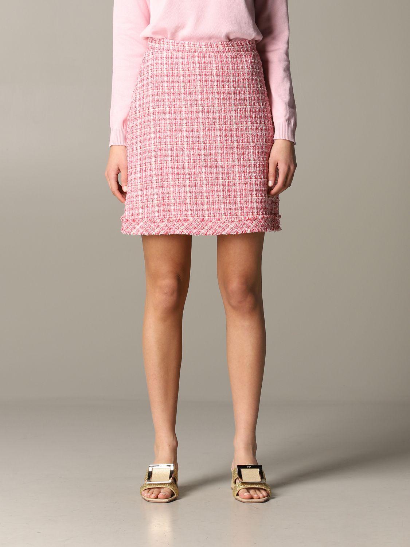 半身裙 女士 Be Blumarine 粉色 1