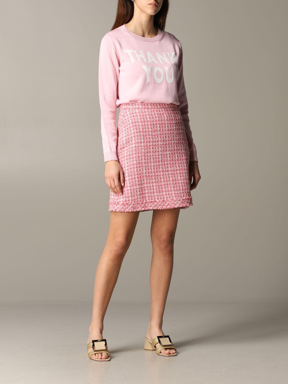 半身裙 女士 Be Blumarine 粉色 2