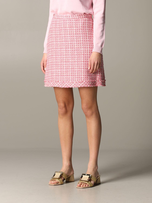 半身裙 女士 Be Blumarine 粉色 4