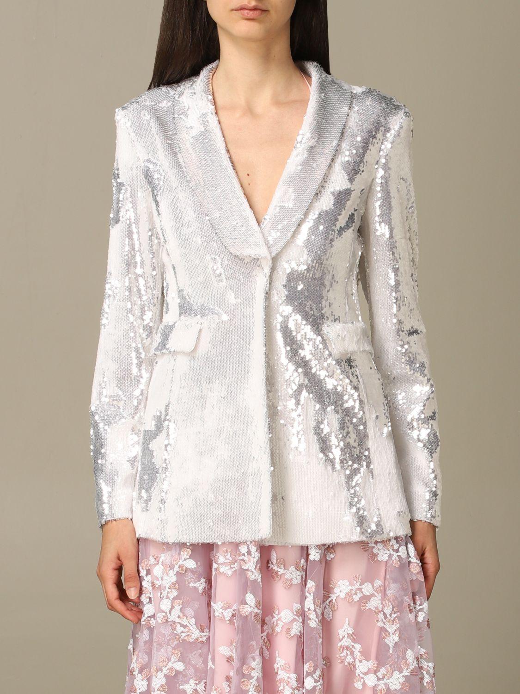 Blazer Be Blumarine: Blazer women Be Blumarine silver 1