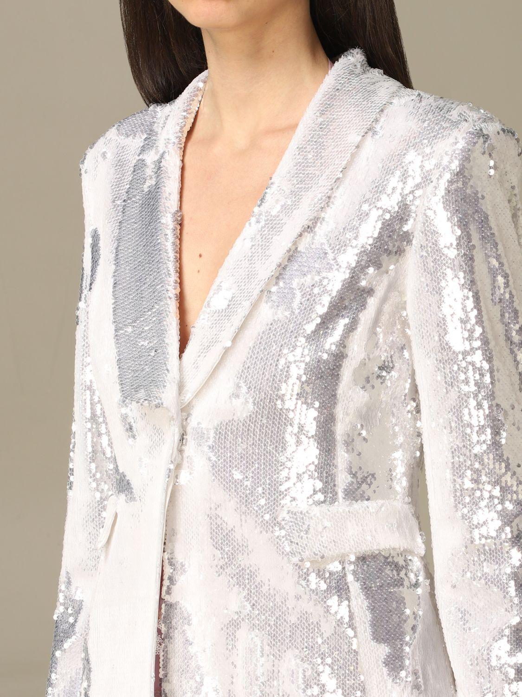 Blazer Be Blumarine: Blazer women Be Blumarine silver 3
