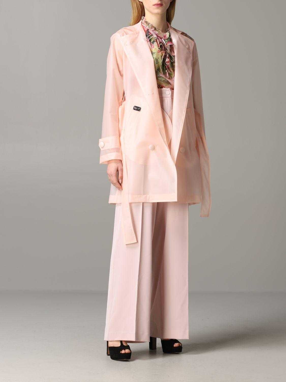 Coat Be Blumarine: Coat women Be Blumarine pink 2