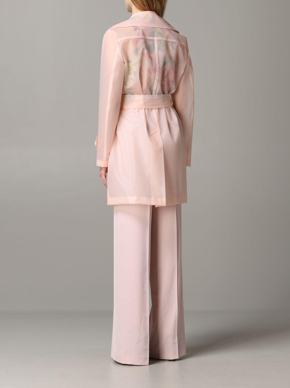 Coat Be Blumarine: Coat women Be Blumarine pink 3