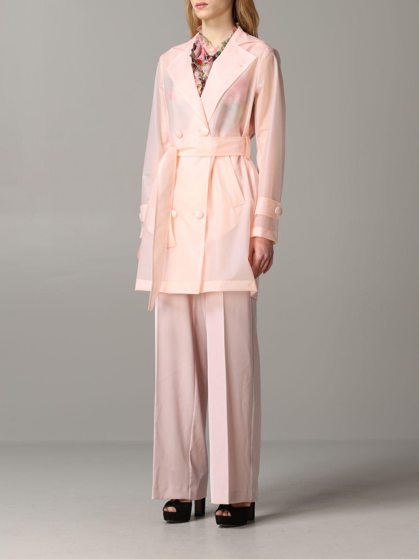 Coat Be Blumarine: Coat women Be Blumarine pink 4