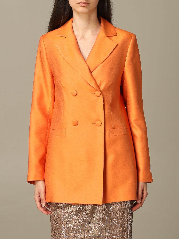 Blazer Be Blumarine: Blazer women Be Blumarine orange 1