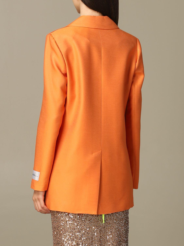 Blazer Be Blumarine: Blazer women Be Blumarine orange 2