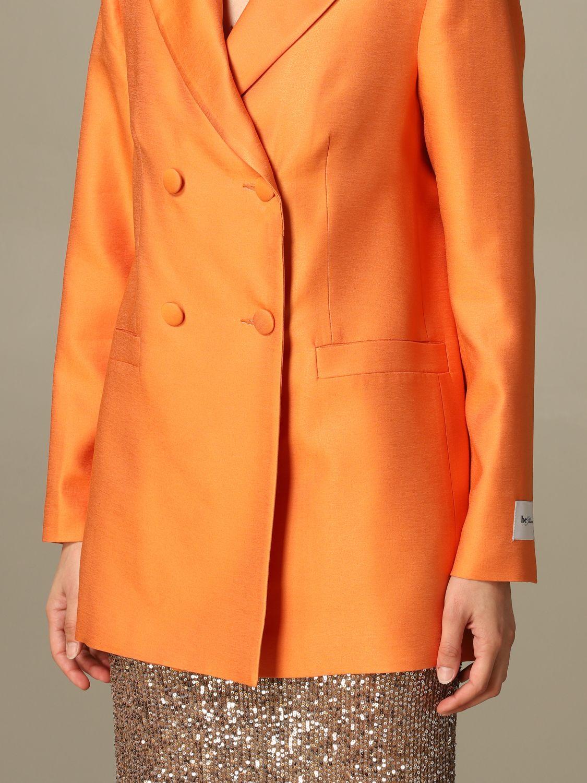 Blazer Be Blumarine: Blazer women Be Blumarine orange 3