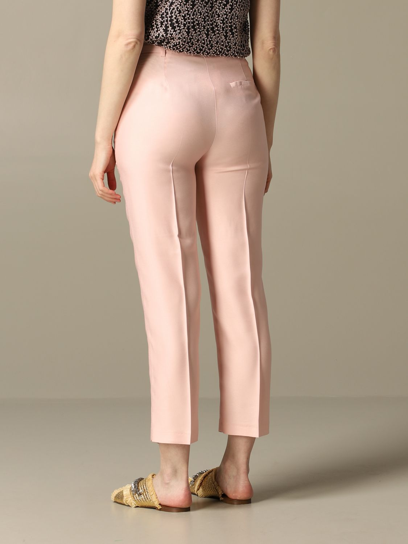 Trousers Be Blumarine: Trousers women Be Blumarine pink 2