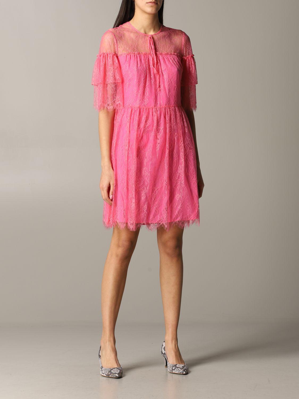 Dress Be Blumarine: Dress women Be Blumarine fuchsia 1