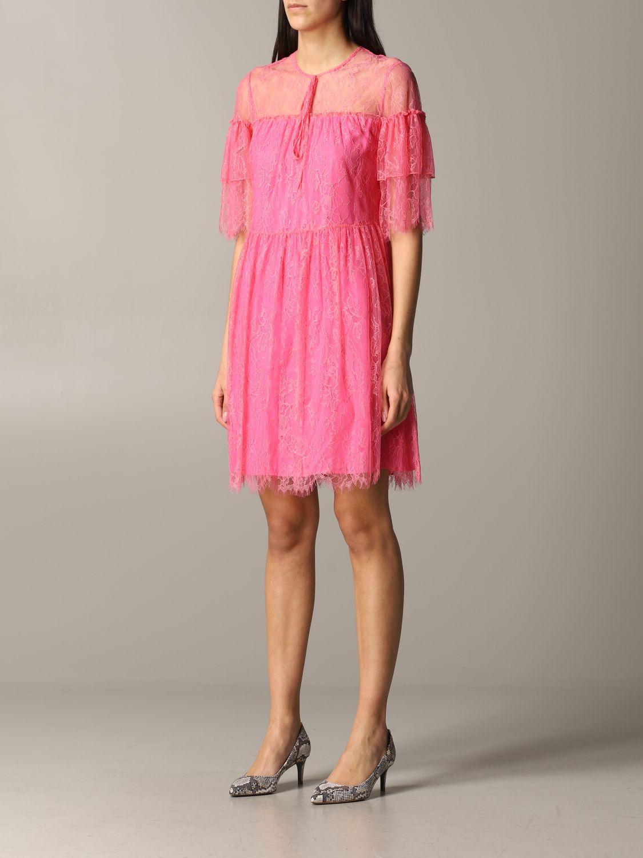 Dress Be Blumarine: Dress women Be Blumarine fuchsia 3
