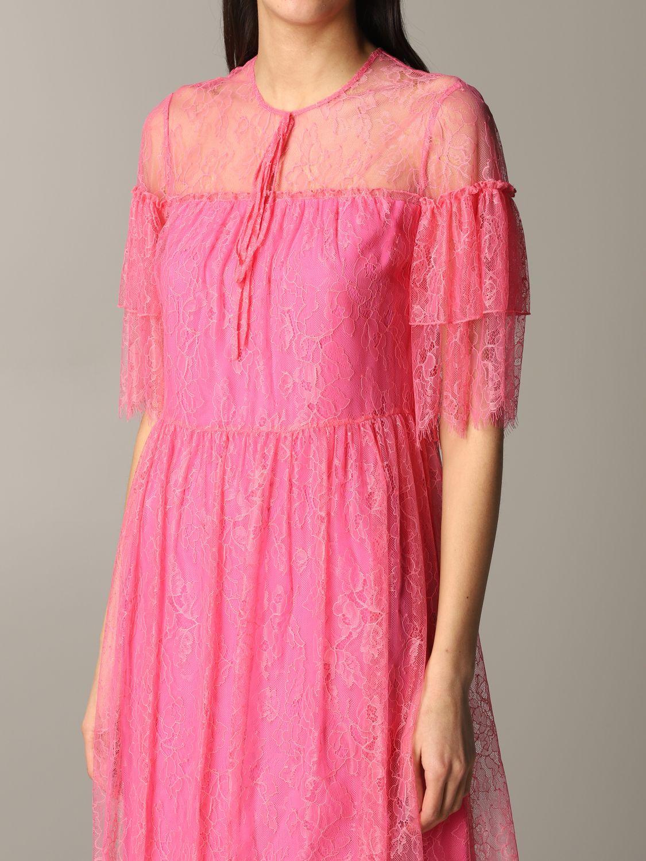 Dress Be Blumarine: Dress women Be Blumarine fuchsia 4