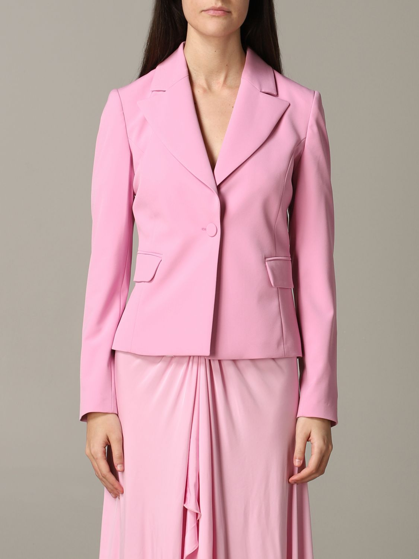 Jacket Be Blumarine: Blazer women Be Blumarine pink 1