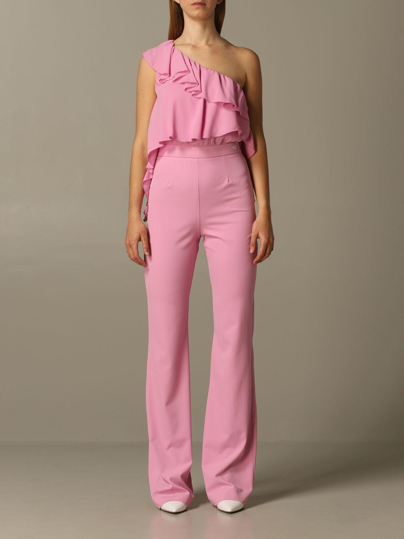 Dress Be Blumarine: Dress women Be Blumarine pink 1