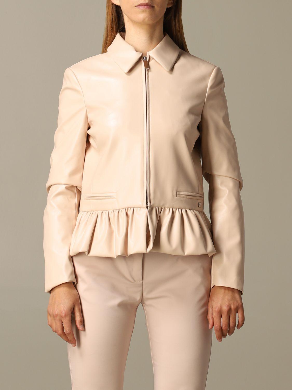 Blazer Be Blumarine: Blazer women Be Blumarine blush pink 1