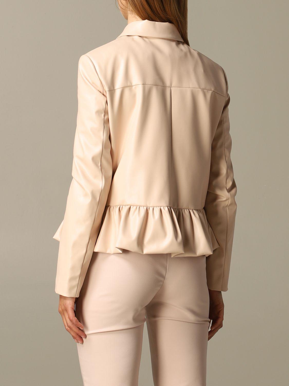 Blazer Be Blumarine: Blazer women Be Blumarine blush pink 2