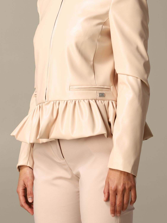 Blazer Be Blumarine: Blazer women Be Blumarine blush pink 3