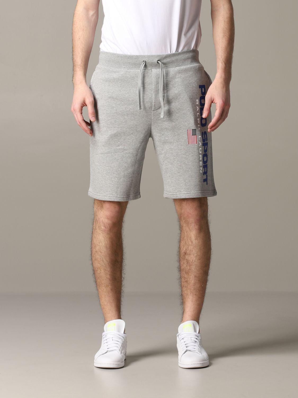 Bermudas Hombre Polo Ralph Lauren Pantalones Cortos Polo Ralph Lauren Hombre Gris Pantalones Cortos Polo Ralph Lauren 710750457 Giglio Es