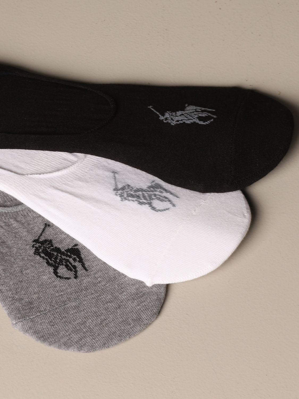 Носки Polo Ralph Lauren: Носки Мужское Polo Ralph Lauren черный 2