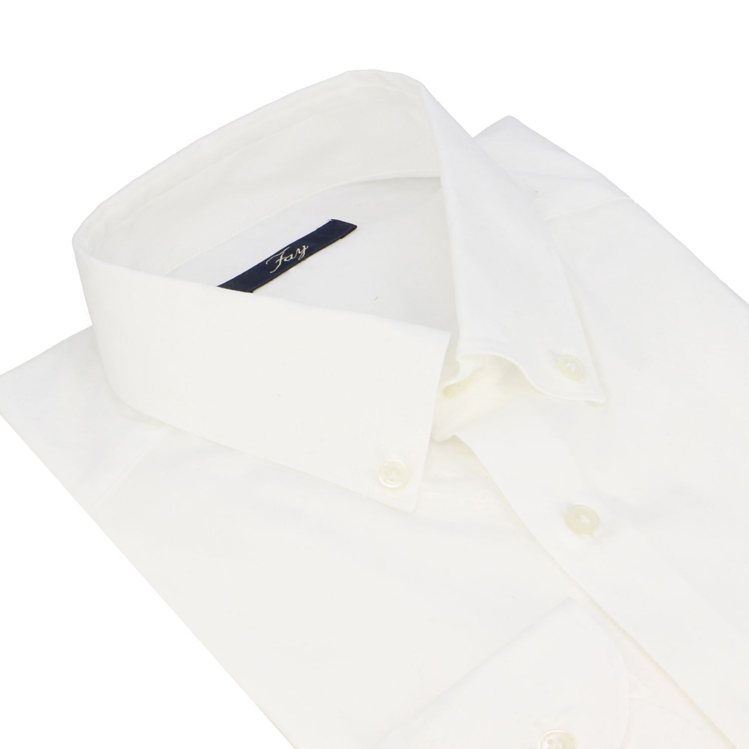 Shirt men Fay white 2
