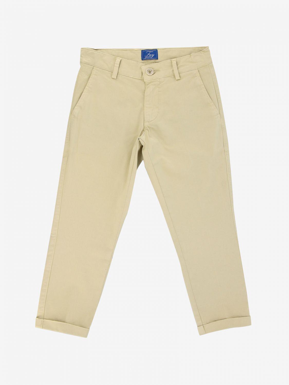 Trousers kids Fay beige 1