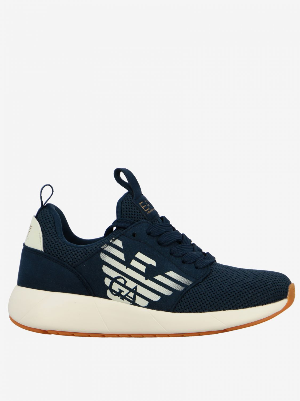 Shoes kids Ea7 blue 1