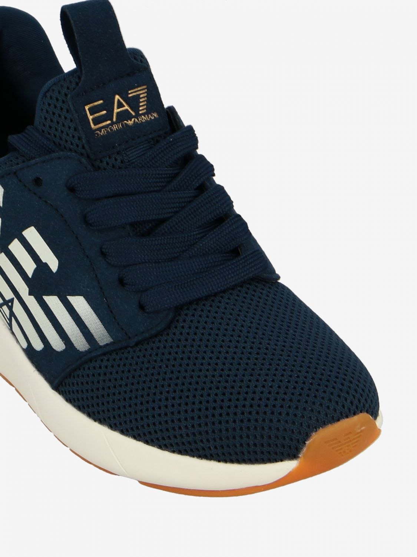 Shoes kids Ea7 blue 4