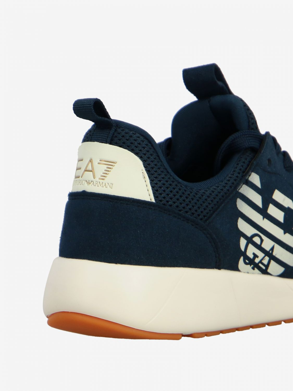 Shoes kids Ea7 blue 5