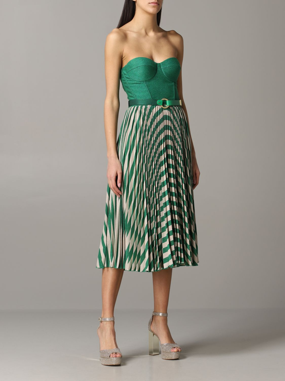 Dress Elisabetta Franchi: Dress women Elisabetta Franchi mint 1