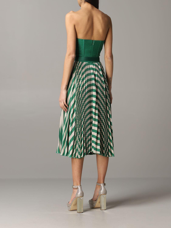 Dress Elisabetta Franchi: Dress women Elisabetta Franchi mint 2