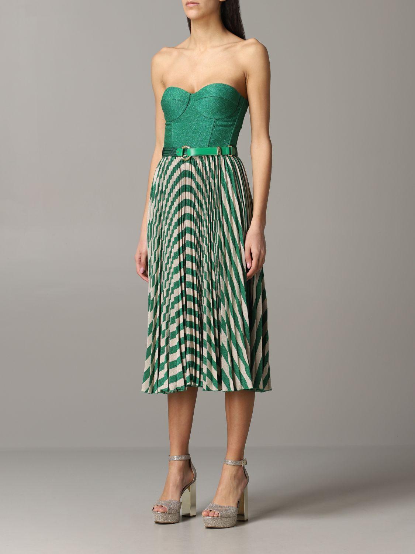 Dress Elisabetta Franchi: Dress women Elisabetta Franchi mint 3