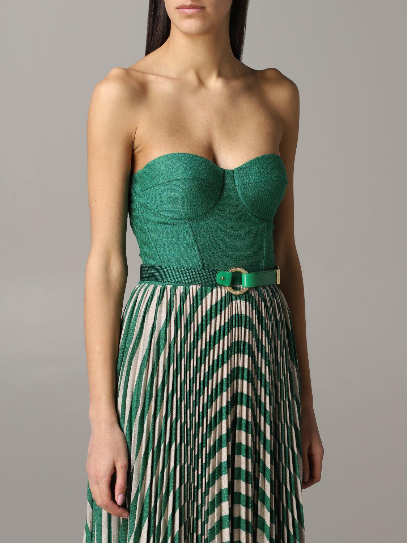 Dress Elisabetta Franchi: Dress women Elisabetta Franchi mint 4