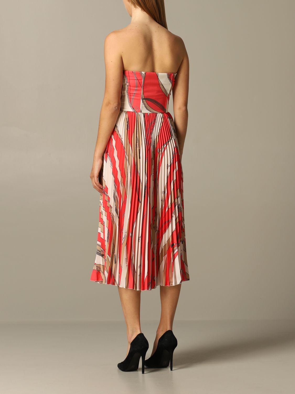 Dress Elisabetta Franchi: Dress women Elisabetta Franchi coral 2