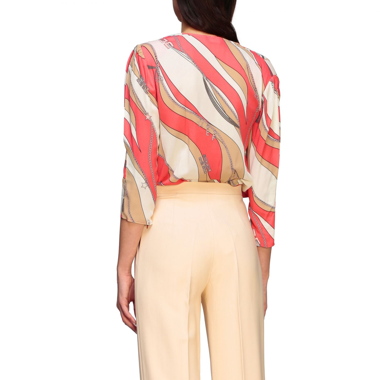 Shirt Elisabetta Franchi: Body women Elisabetta Franchi coral 3