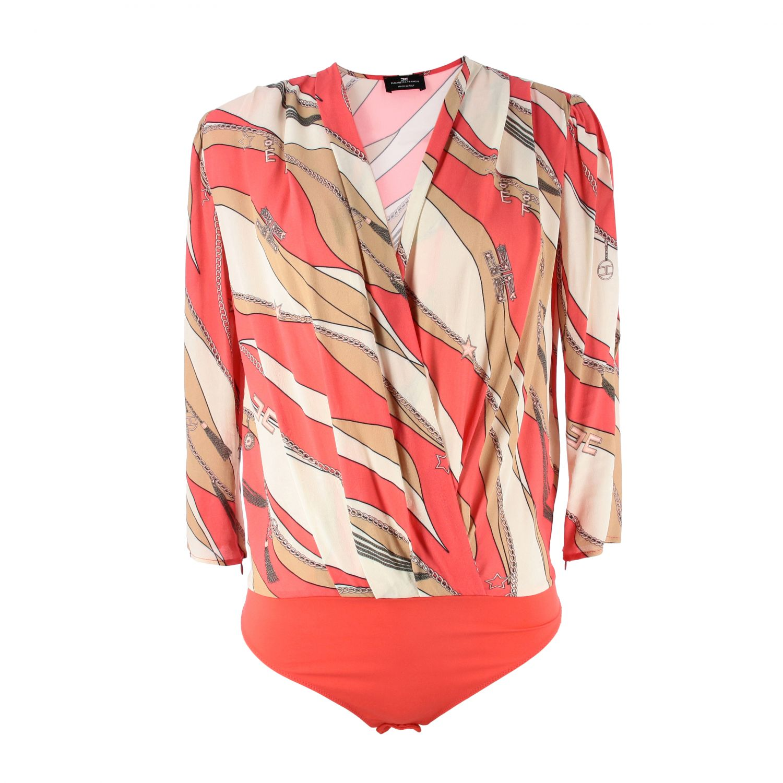 Shirt Elisabetta Franchi: Body women Elisabetta Franchi coral 6