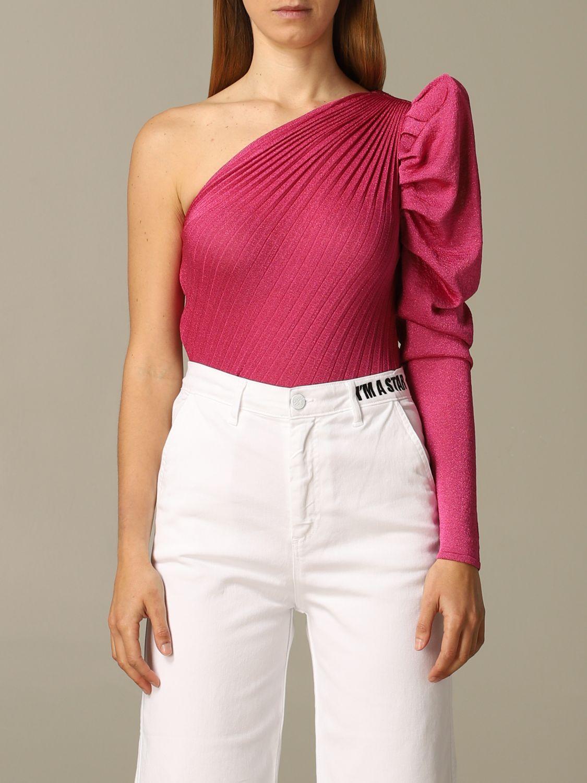 连体衣 Elisabetta Franchi: 连体衣 女士 Elisabetta Franchi 紫红色 1