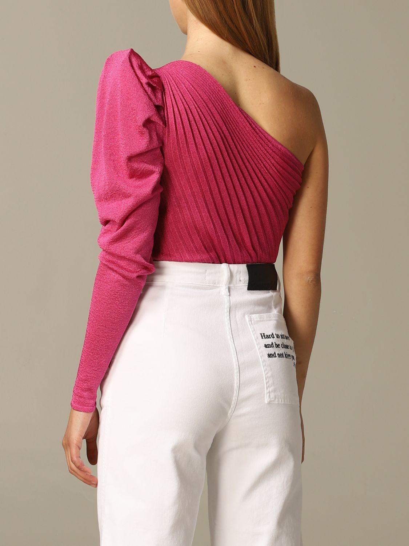 连体衣 Elisabetta Franchi: 连体衣 女士 Elisabetta Franchi 紫红色 3