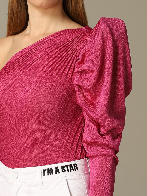 连体衣 Elisabetta Franchi: 连体衣 女士 Elisabetta Franchi 紫红色 4