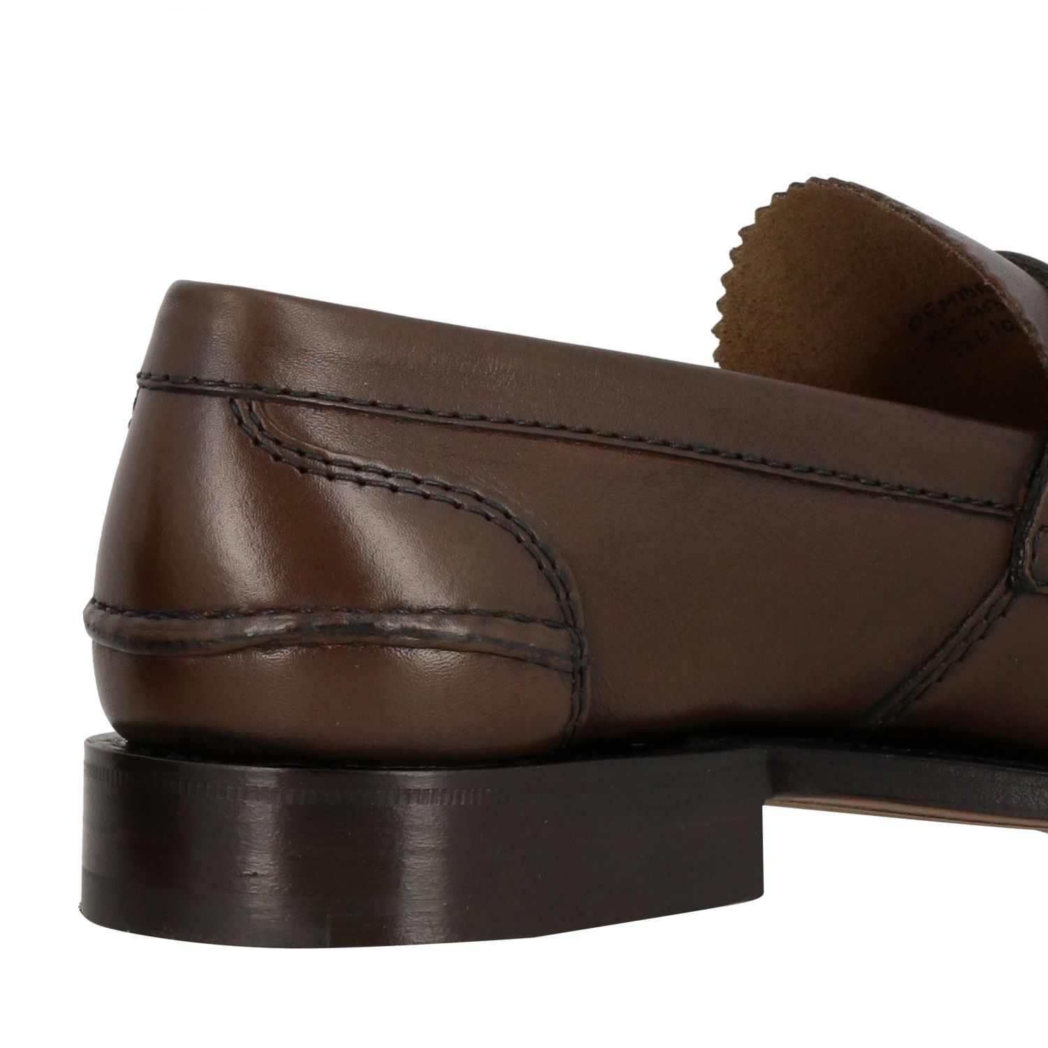 Loafers Church's: Pembrey Church's leather loafer honey 5