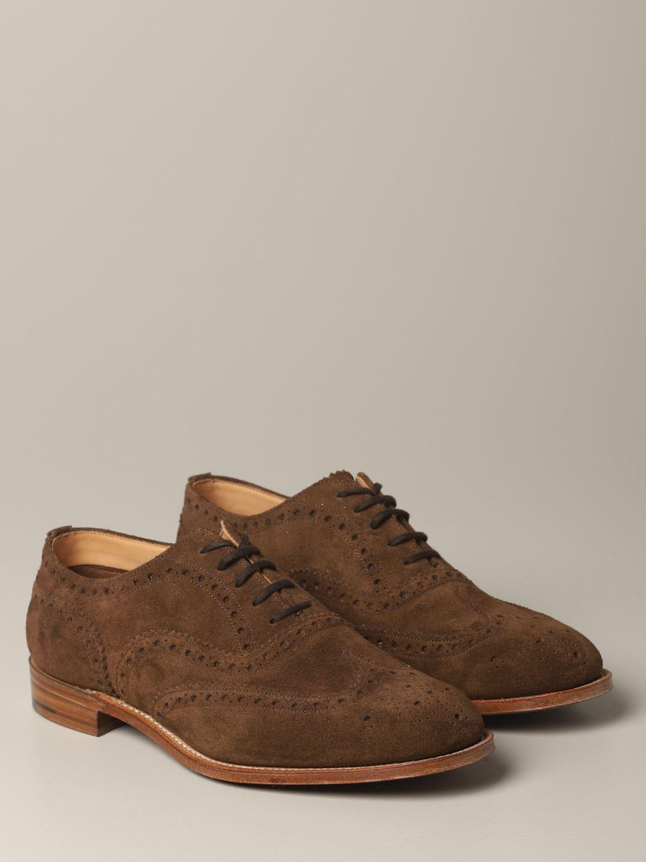 Schuhe herren Church's braun 2