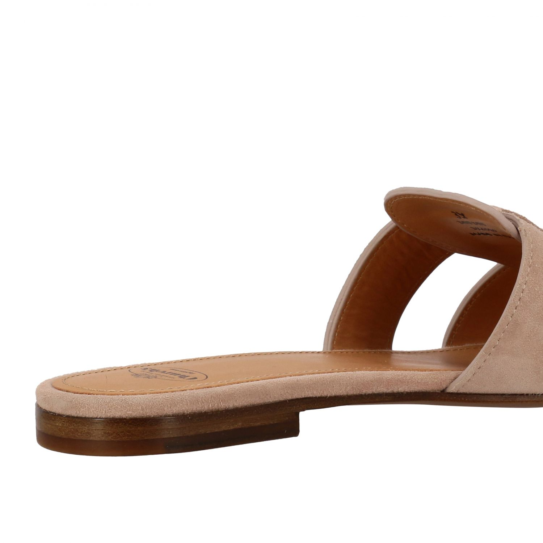 Flat sandals Church's: Shoes women Church's blush pink 5