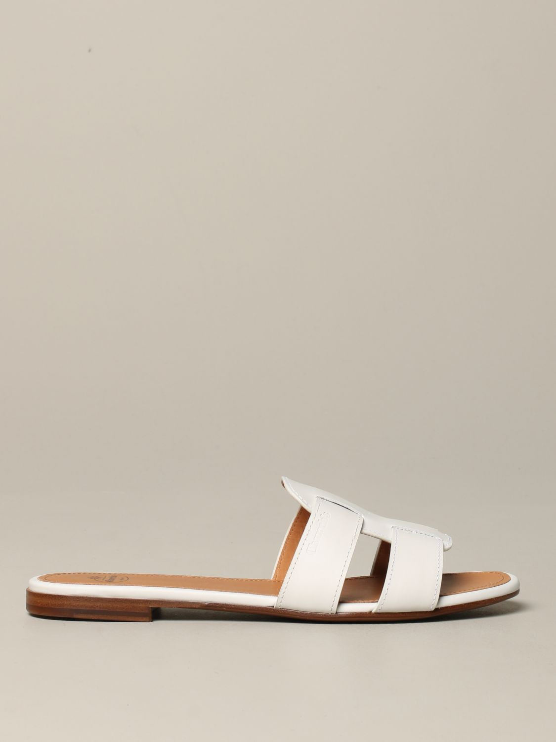 Flat sandals Church's: Shoes women Church's white 1